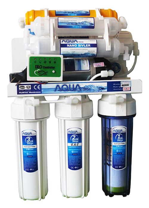Máy lọc nước Wapure U.S.A Công nghệ RO - WR110